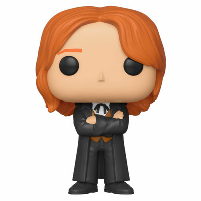 Figurine Harry Potter Funko POP! Fred Weasley Yule 9cm
