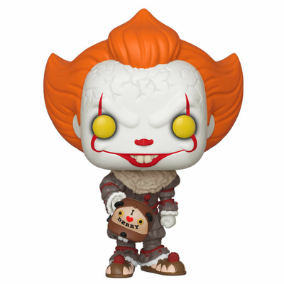 Figurine Ça (It) 2 Funko POP! Pennywise Beaver Hat 9cm