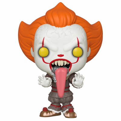Figurine « Il » est revenu 2 Funko POP! Pennywise w/ Dog Tongue 9cm