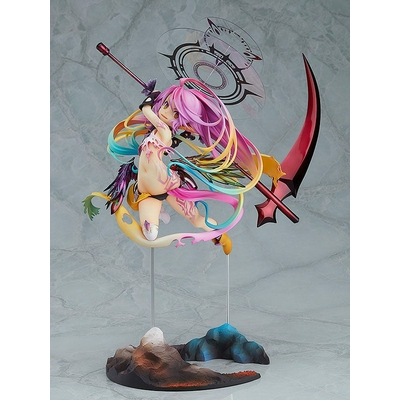 Statuette No Game No Life Zero Jibril Great War Ver. 31cm