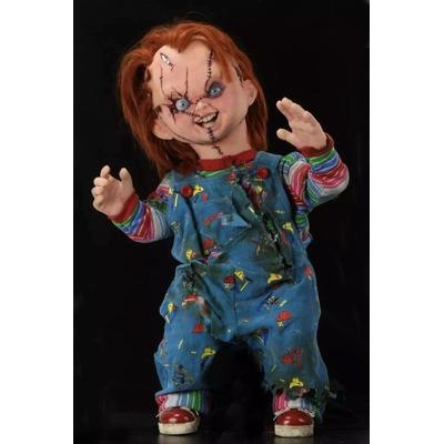 Réplique poupée La Fiancée de Chucky  Chucky 76cm