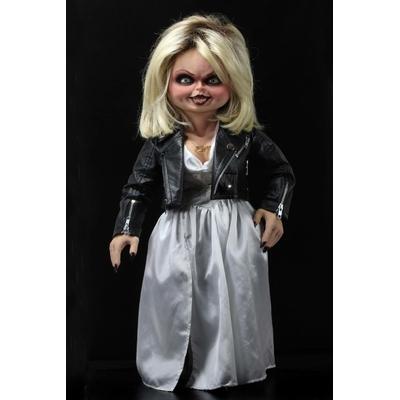 Réplique poupée La Fiancée de Chucky Tiffany 76cm