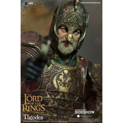 Figurine Le Seigneur des Anneaux Théoden 30cm