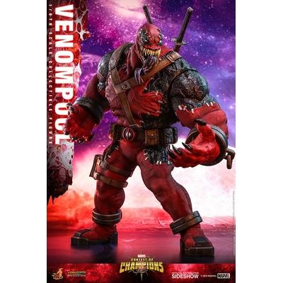 Figurine Marvel Tournoi des champions Video Game Masterpiece Venompool 37cm