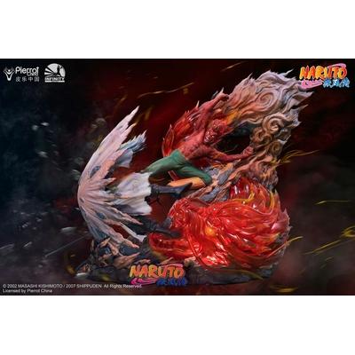 Statuette Naruto Shippuden Might Guy VS Uchiha Madara 50cm