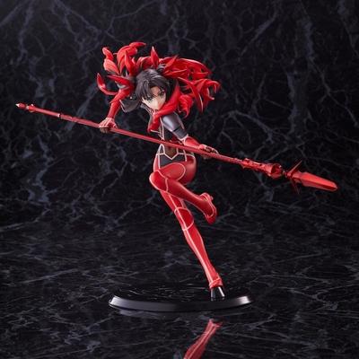 Statuette Fate Extra Last Encore Rin Tohsaka Battle Ver. 22cm