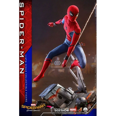 Figurine Spider-Man Homecoming Quarter Scale Series Spider-Man 44cm