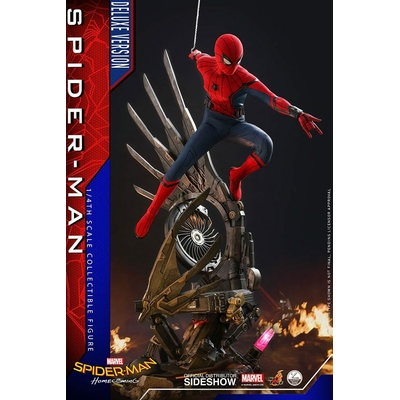 Figurine Spider-Man Homecoming Quarter Scale Series Spider-Man Deluxe Version 44cm