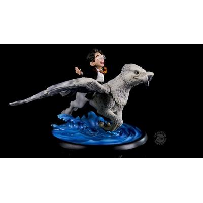 Diorama Harry Potter Q-Fig MAX Harry & Buckbeak 13cm