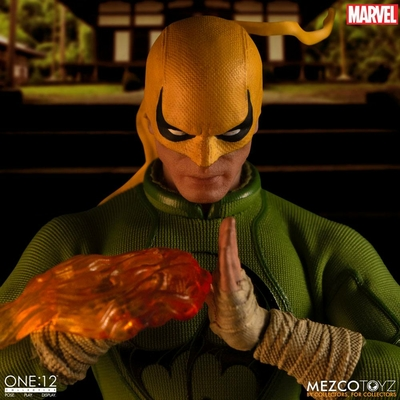 Figurine Marvel Iron Fist 17cm