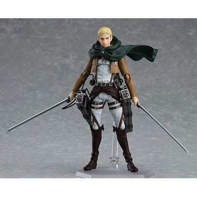 Figurine Figma Attack on Titan Erwin Smith 15cm