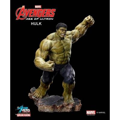 Statuette Avengers L'Ère d'Ultron Action Hero Vignette Hulk 20 cm