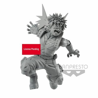 Statuette My Hero Academia King Of Artist Katsuki Bakugo 18cm