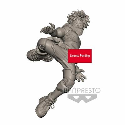 Statuette My Hero Academia King Of Artist Izuku Midoriya 17cm