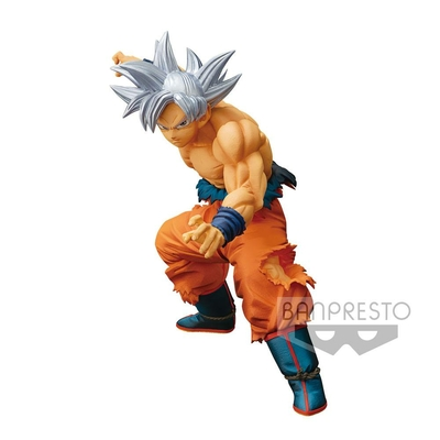 Statuette Dragon Ball Super Maximatic The Son Goku 20cm