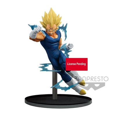 Statuette Dragon Ball Z Dokkan Battle Majin Vegeta 14cm