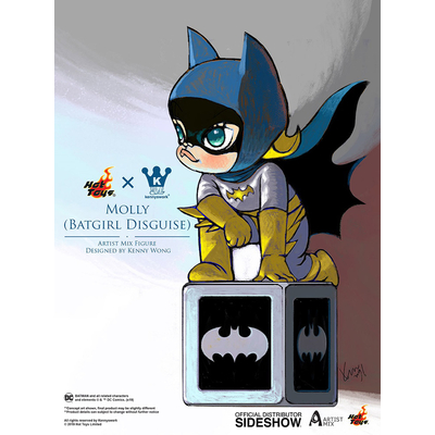 Figurine DC Comics Artist Mix Molly in Batgirl Disguise 24cm