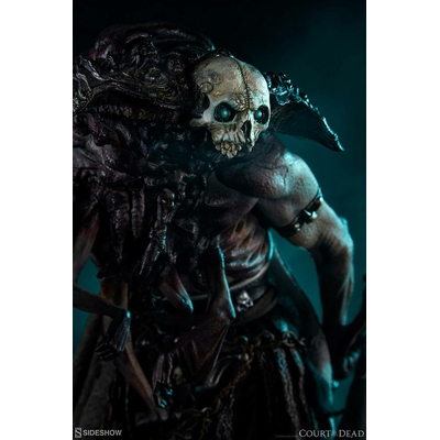 Statue Court of the Dead Premium Format Oglavaeil Dreadsbane Enforcer 62cm