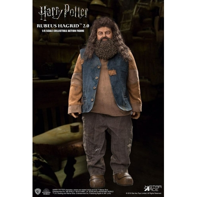 Figurine Harry Potter My Favourite Movie Rubeus Hagrid 2.0 - 40cm