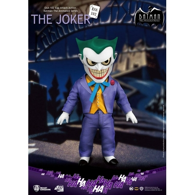 Figurine Batman The Animated Series Egg Attack Action Joker 17cm