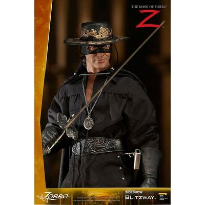 Figurine Le Masque de Zorro Antonio Banderas Zorro 29cm