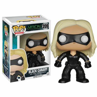 Figurine Arrow POP! Black Canary 9 cm