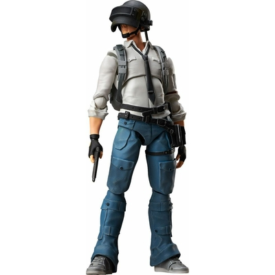 Figurine Figma Playerunknown's Battlegrounds PUBG The Lone Survivor 15cm