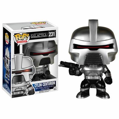 Figurine Battlestar Galactica POP! Cylon Centurion 9 cm