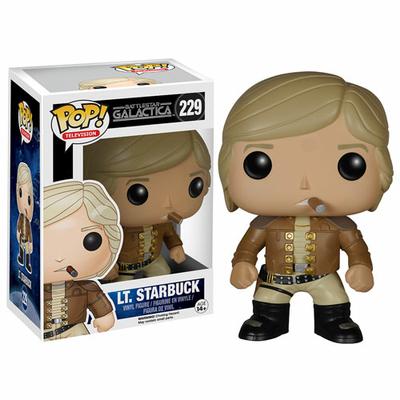 Figurine Battlestar Galactica POP! Lt. Starbuck 9 cm