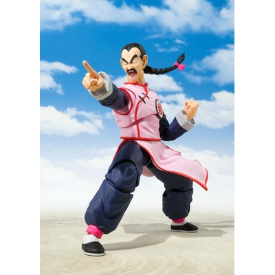 Figurine Dragon Ball S.H. Figuarts Tao Pai Pai 15cm