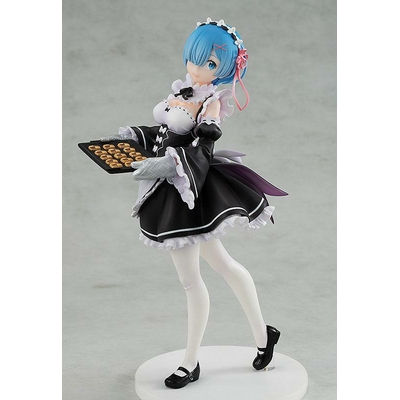 Statuette Re:ZERO Starting Life in Another World Rem Tea Party Ver. 23cm