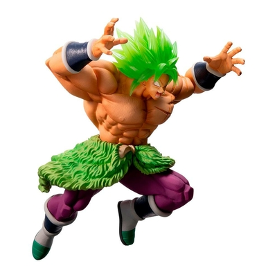 Statuette Dragon Ball Ichibansho Super Saiyan Broly Full Power 20cm