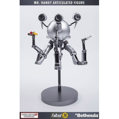 Figurine Fallout 76 Mister Handy 30cm