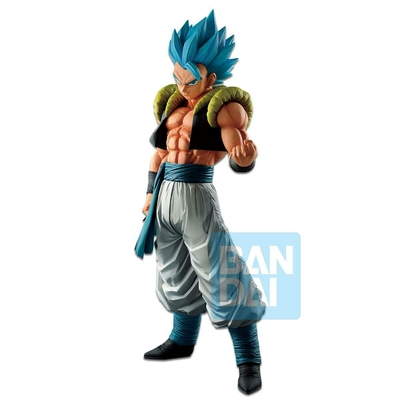 Statuette Dragon Ball Super Ichibansho Super Saiyan God SS Gogeta Extreme Saiyan 30cm
