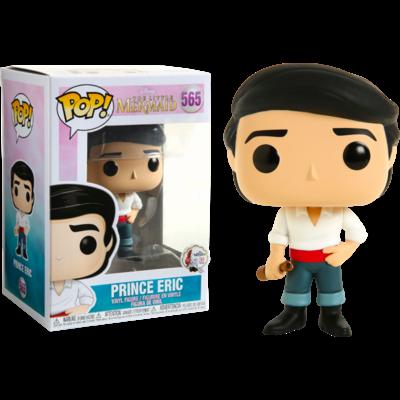 Figurine La Petite Sirène Funko POP! Disney Prince Eric 9cm