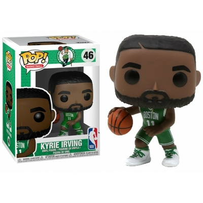 Figurine NBA Funko POP! Sports Kyrie Irving Celtics 9cm
