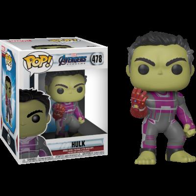 Figurine Avengers Endgame Oversized Funko POP! Hulk 15cm