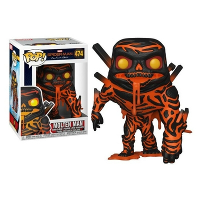 Figurine Spider-Man Far From Home Funko POP! Molten Man 9cm