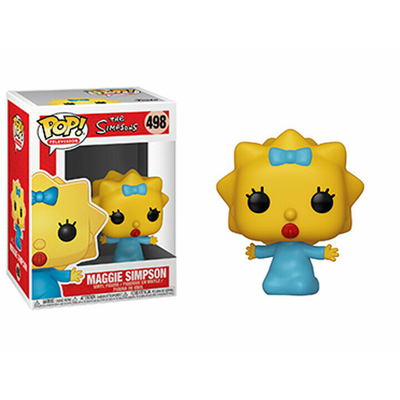 Figurine The Simpsons Funko POP! Maggie 9cm
