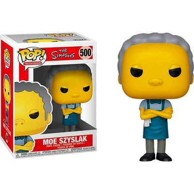 Figurine The Simpsons Funko POP! Moe 9cm