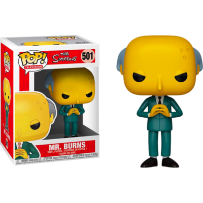 Figurine The Simpsons Funko POP! Mr. Burns 9cm