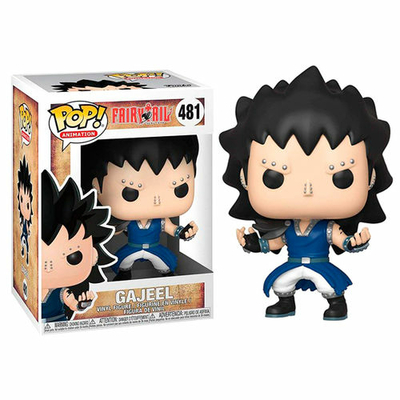 Figurine Fairy Tail Funko POP! Gajeel 9cm