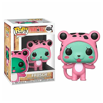 Figurine Fairy Tail Funko POP! Frosch 9cm