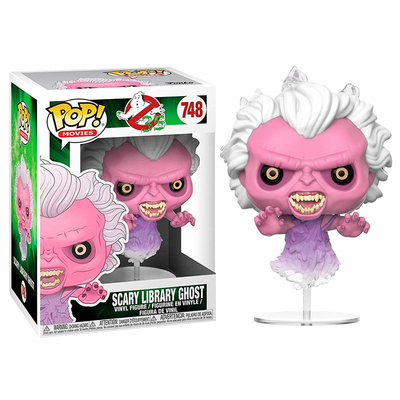 Figurine SOS Fantômes Funko POP! Scary Library Ghost 9cm