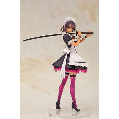 Statuette Original Character by F-ism Shoujo Katana Maid 26cm