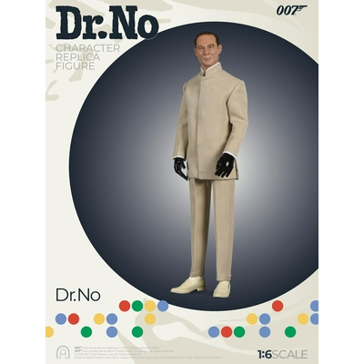 Figurine James Bond 007 contre Dr No Collector Figure Series Dr. No Limited Edition 30cm