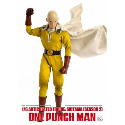 Figurine One Punch Man Saitama Saison 2 - 30cm