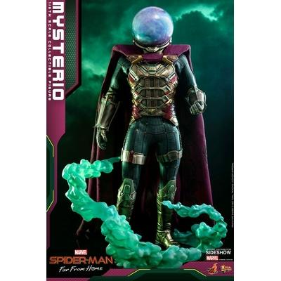Figurine Spider-Man Far From Home Movie Masterpiece Mysterio 30cm