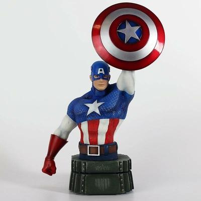 Buste Marvel Captain America 26cm