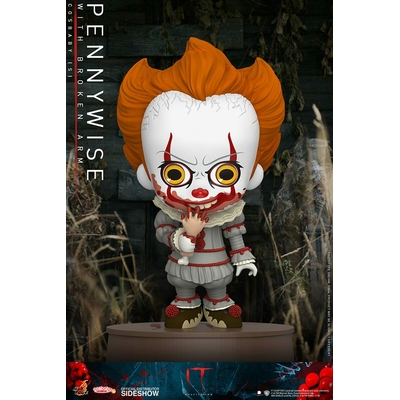 Figurine Ça Chapitre 2 Cosbaby Pennywise with Broken Arm 11cm
